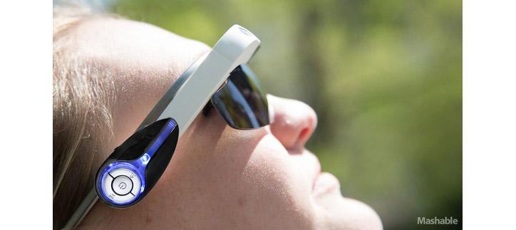 Google Glass aksesuar