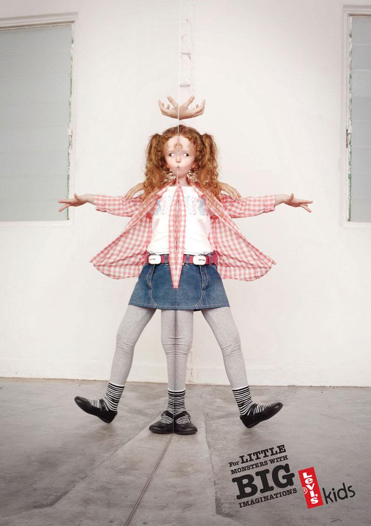 çocuk moda reklamları