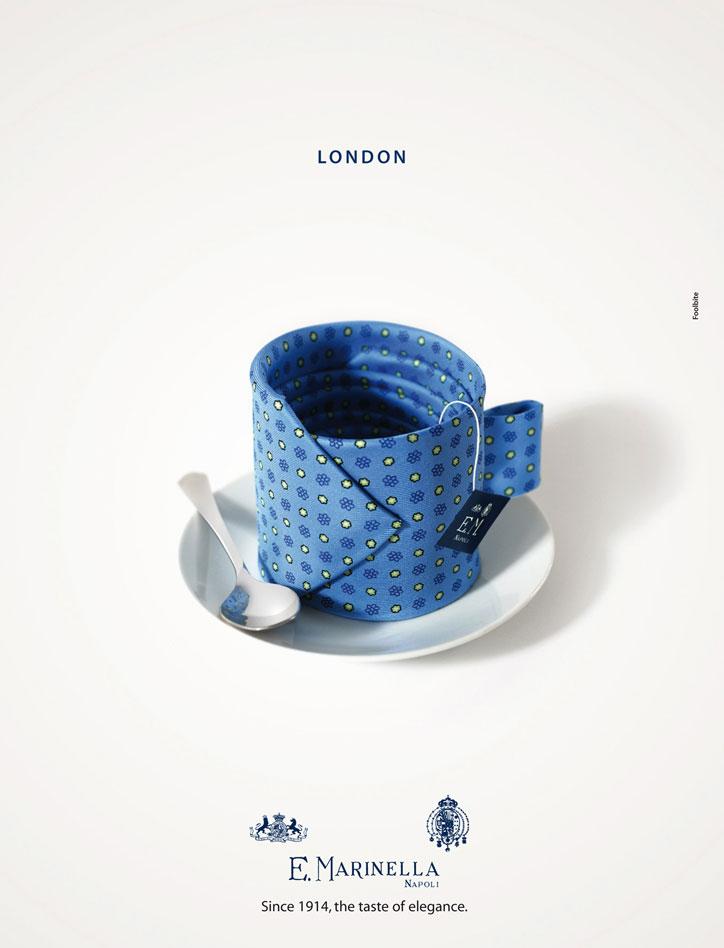 kahve fincanı kravat