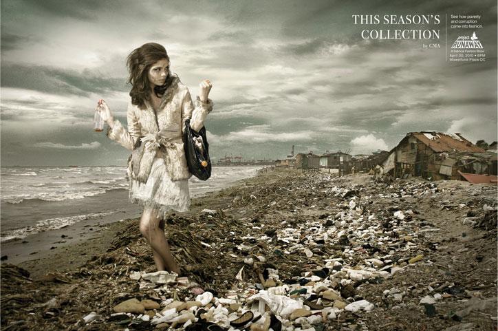 moda kış reklamı