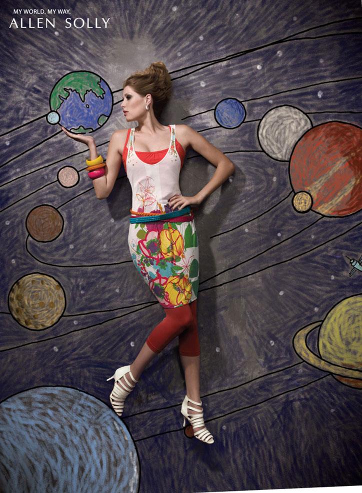 moda yaratıcılık