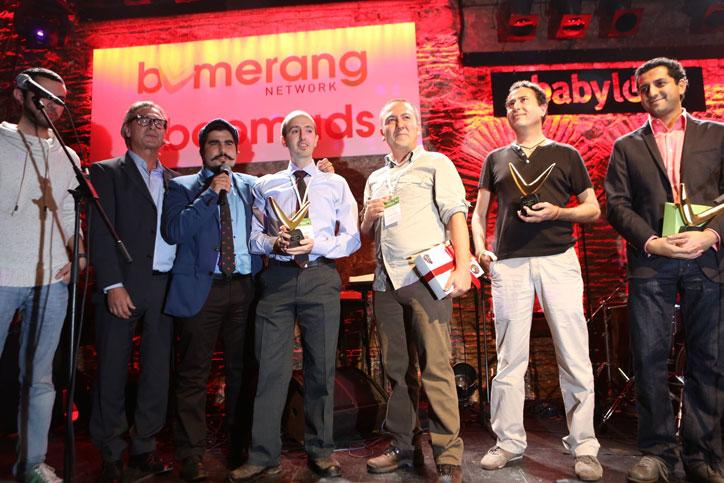 bumerang ödül töreni 2013