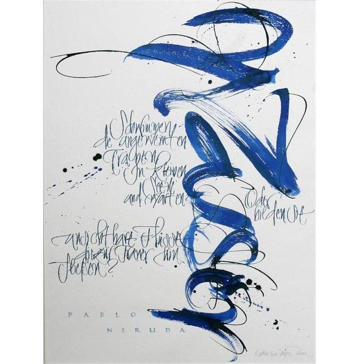 kaligrafik tasarımlar