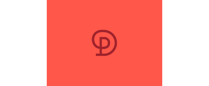 renkli minimal logo
