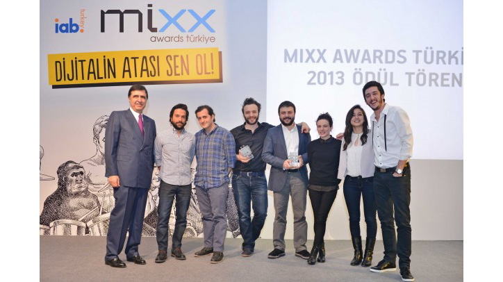 Mixx Awards Yılın En İyisi C-section