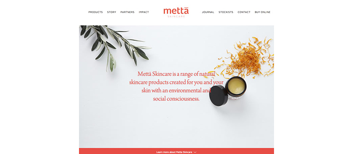 minimal web sitesi örnekleri