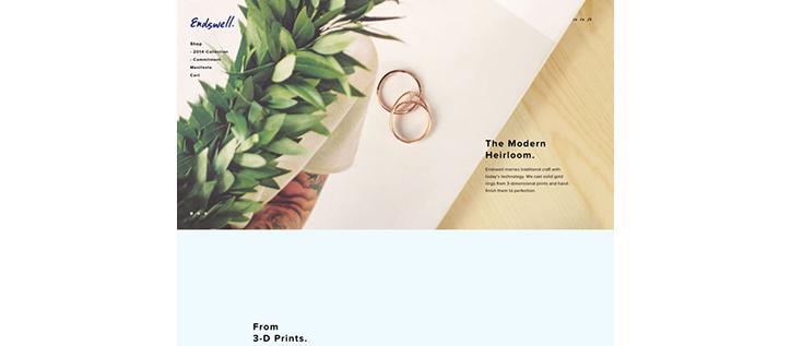 minimalist web tasarım