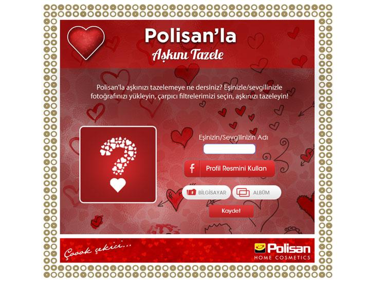 polisan facebook yarışması