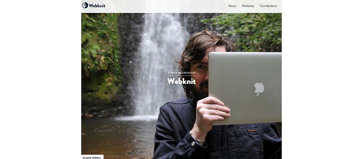renkli minimal web tasarımlar