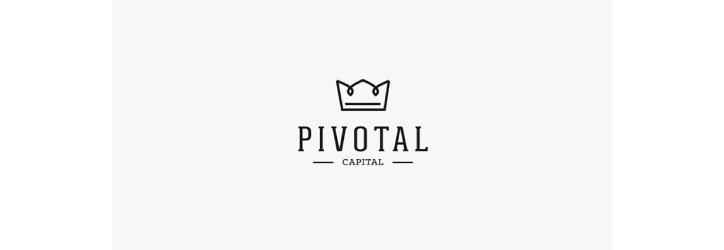 Pivotal Flat Logo Tasarımı