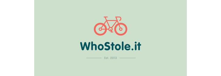 WhoStole Flat Logo Tasarımı