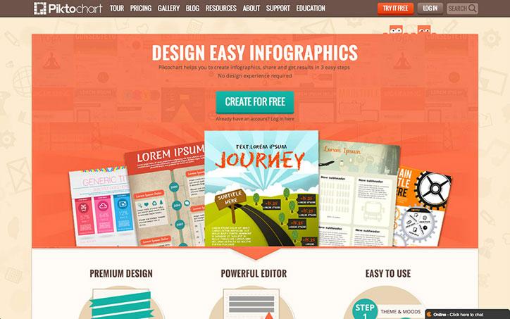 infografik tasarım örneği