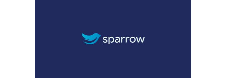 sparrow Logo Tasarımı