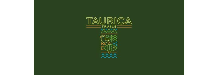 taurica-Trails Flat Logo Örneği