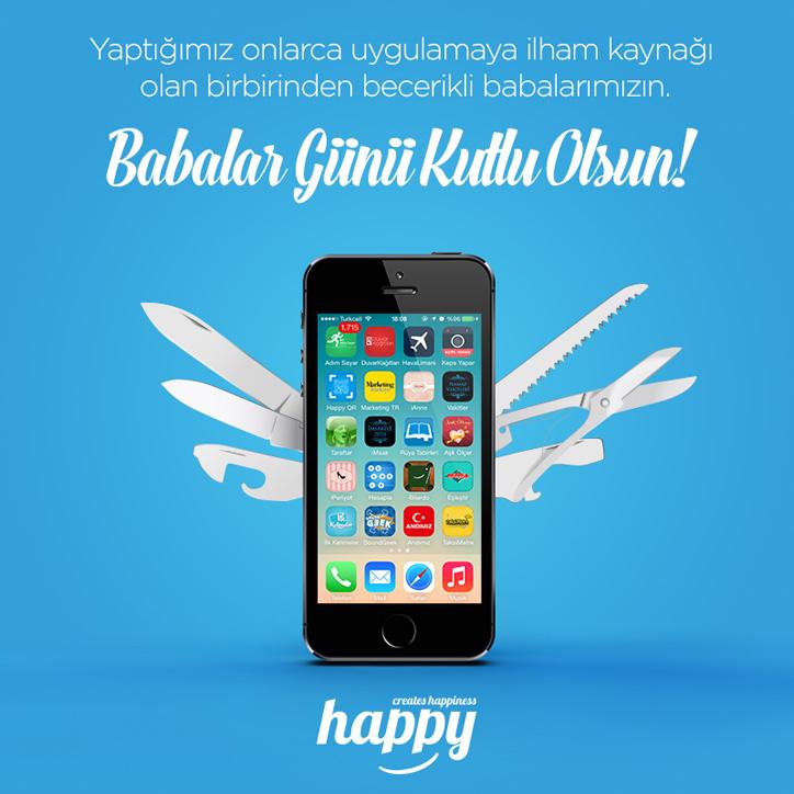 happy digital babalar günü