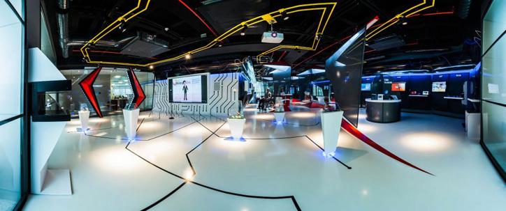avealabs kuluçka merkezi müşteri deneyimi alanı