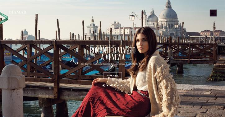 moda markaları web sitesi tasarım örnekleri biamar