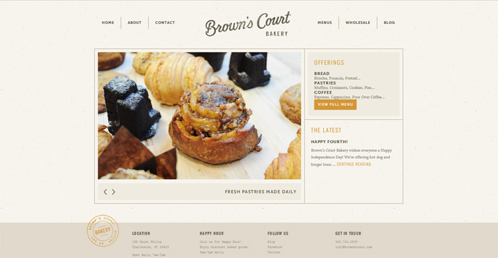 restoranlar web sitesi browns court