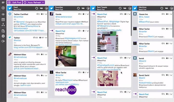 sosyal medya yönetim aracı
