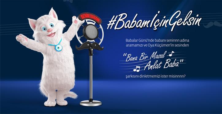 türk telekom dijital ajans voden babalar günü