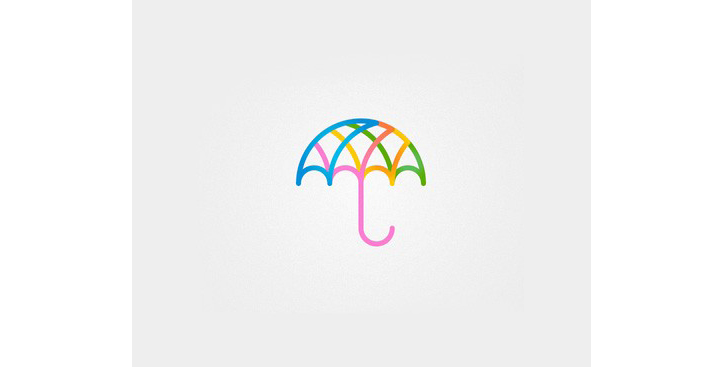 yaratıcı logo tasarım örneği