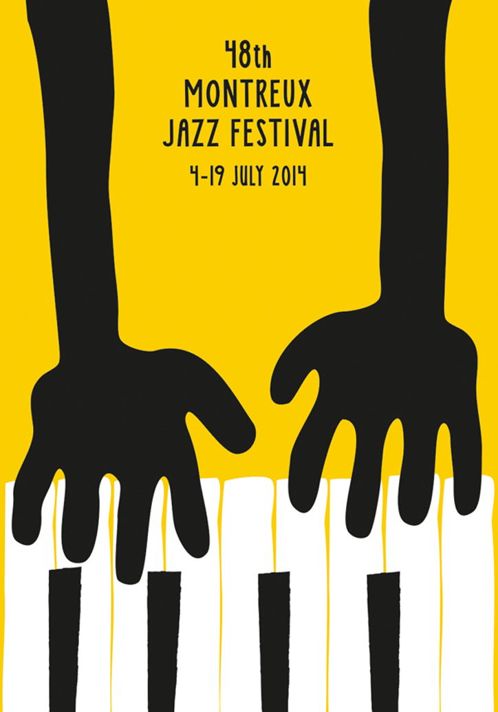 festival posteri tasarım