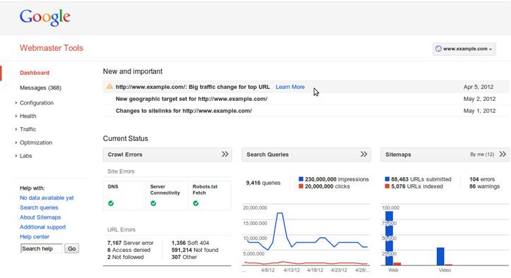 google seo araçları 2016