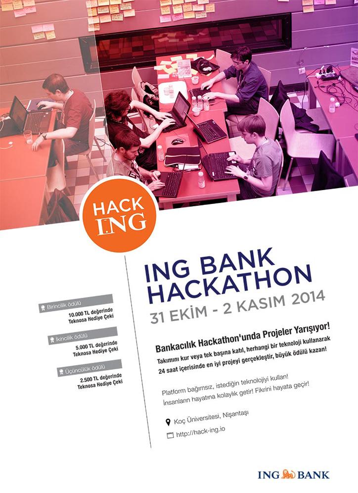 ing bankacılık hackathon