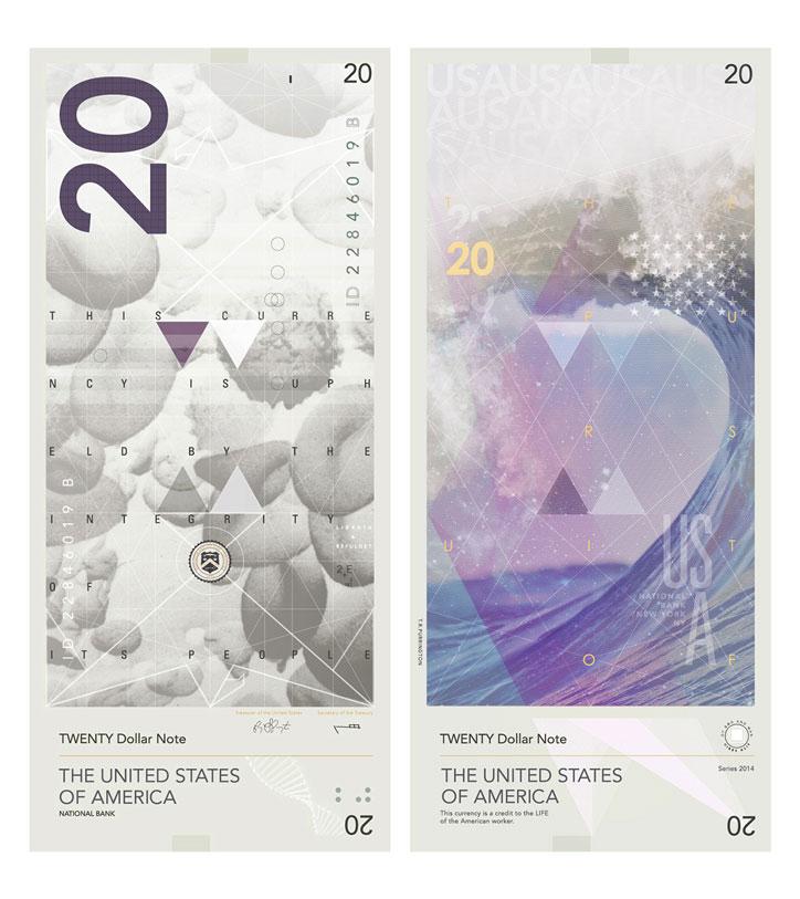 amerikan doları tasarımı