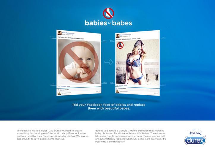 durex bekarlar günü chrome eklenti babies to babes