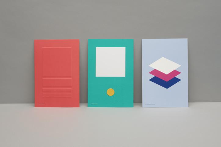 google material design kartpostal tasarım
