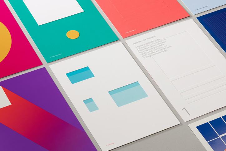 google material design tasarımlar