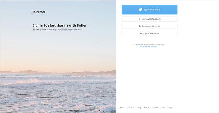 sosyal medya tanıtım aracları buffer