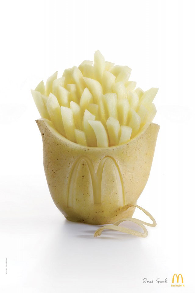 McDonalds reklamı