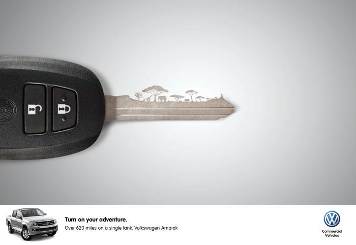 Volkswagen reklamı