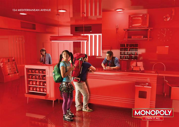 monopoly reklamı