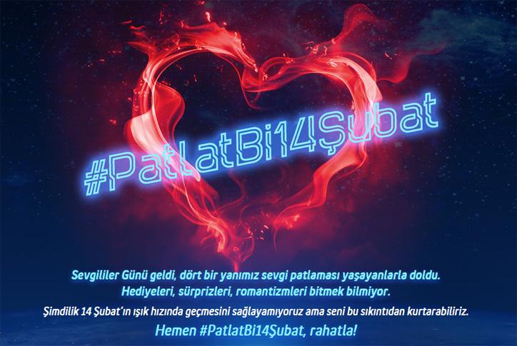 turkcell superonline sevgililer günü
