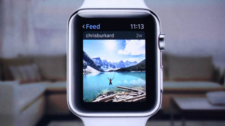 apple watch özellikler