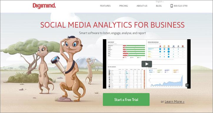 işletmeler için sosyal medya analizi