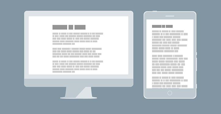 mobil arayüz tasarımları tipografi kuralları
