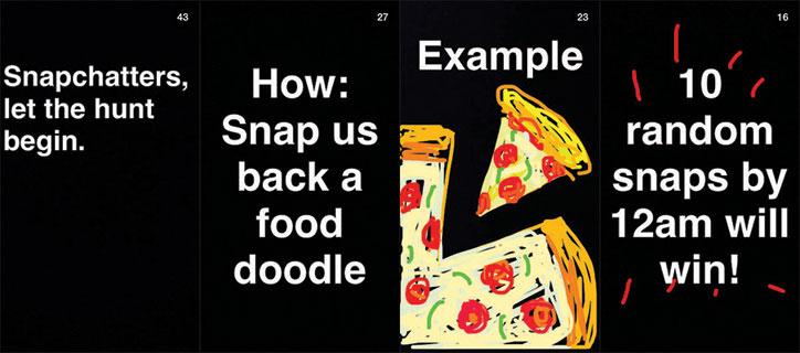 snapchat reklam kampanyaları