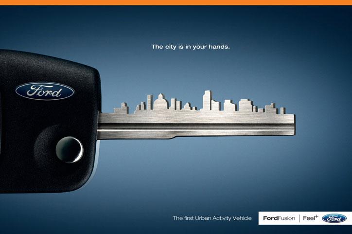 Ford reklamları