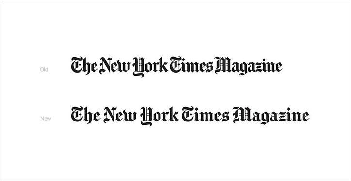 new york times web site tasarımı