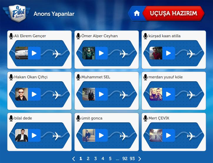 Türk Hava Yolları Facebook kampanyası