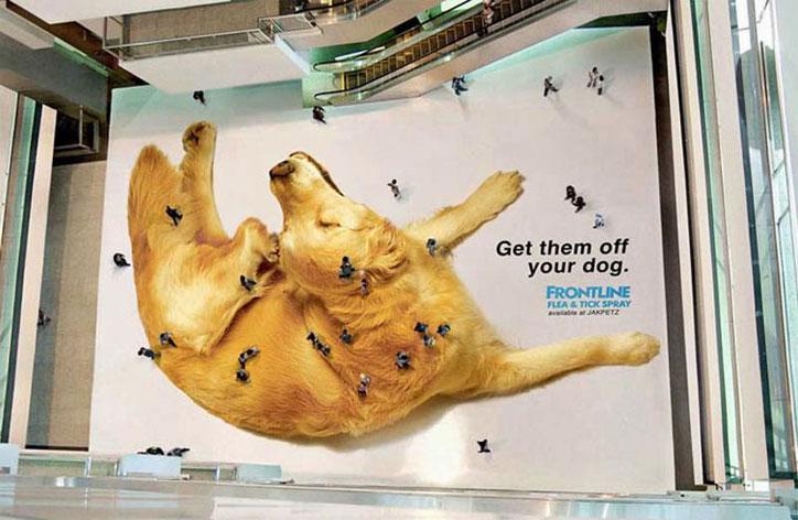 yaratıcı komik reklamlar