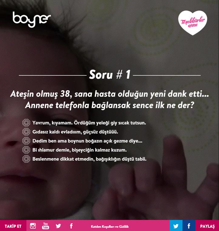 Boyner Anneler Günü Kampanyası