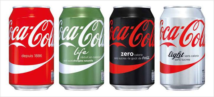 coca cola görsel kimlik yenileme