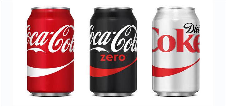 coca cola marka kimliği