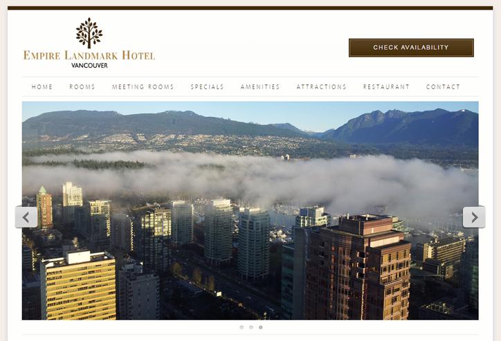 Empire Landmark Hotel Siteleri