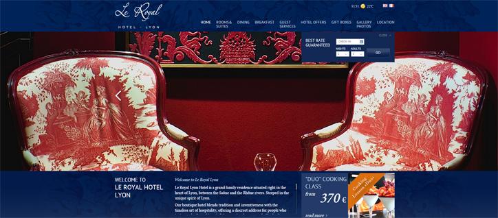 en iyi otel web siteleri